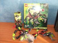 LEGO HERO FACTORY SCORPIO 2236, BOXED