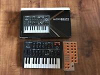Arturia Microbrute Synthesiser Synth