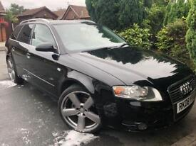 2008 Audi A4 estate 2.0 tdi