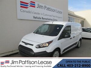 2016 Ford Transit Connect 2.5L Up Fitted Cargo Van w/LOW KM's &