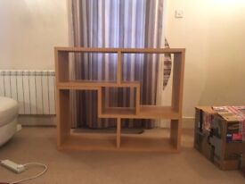 SHELVING/ROOM DIVIDER/FREESTANDING