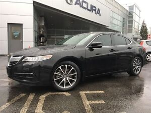2015 Acura TLX TECH | RATESFROM0.90 | AWD | NAVI | 1OWNER |