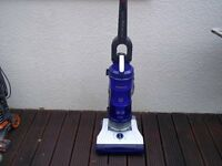 HOOVER SPIRIT REACH UPRIGHT BAGLESS VACUUM CLEANER WITHOUT TOOLS - FULLY CLEANED
