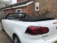 VW Golf Covertible