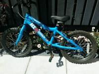 """Ridgeback MX16 toddler bike 16"""" wheels"""