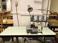Brother Industrial Overlocker 3/5 thread - great working condition!
