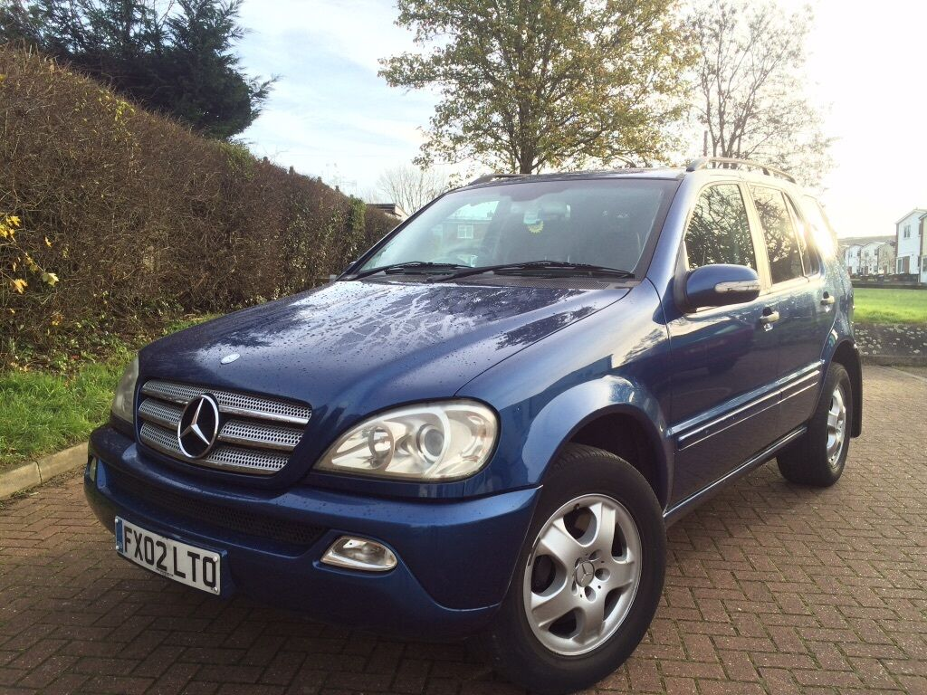 Mercedes ml 270 cdi auto fsh 7 seater px swap welcome for Mercedes benz seven seater