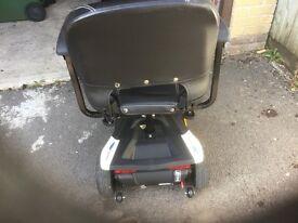 Invacare Colibri portable mobility scooter