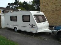 Bailey Pageant Loire 4 berth touring caravan