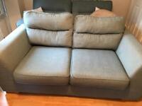 Light blue sofa excellent condition