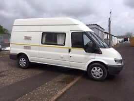 Ford Transit Campervan 2006