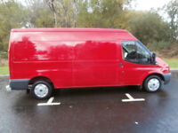 2011 FORD TRANSIT 115 T300 LWB - 6 SPEED - MOT,D OCT 2018 - NO VAT !! - BARGAIN