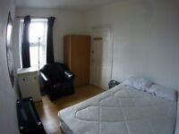 Maryland £125 double room, 5 bedrooms house, garden, all bills included. tlf, jubilee, central line