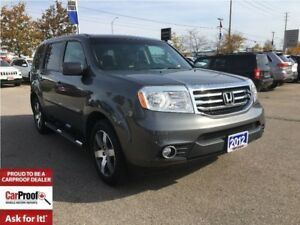 2012 Honda Pilot TOURING**LEATHER**SUNROOF**NAVIGATION
