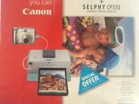 Selphy cp510 compact printer