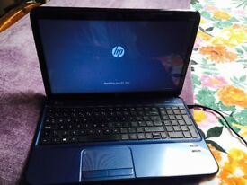Second Hand Fully working HP laptop for sale