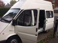 Ford Transit Campervan 2.5 Bannana Engine