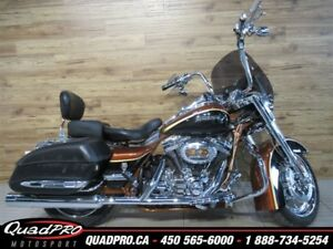 2008 Harley-Davidson FLHRSE CVO Road King SCREAMING EAGLE  95$/S