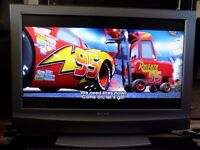 Sony Bravia HD ready 32 inch LCD TV. Excellent condition with Remote.