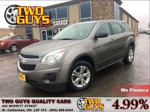 2012 Chevrolet Equinox LS AWD - BLUETOOTH - ALLOYS -GREAT KMS