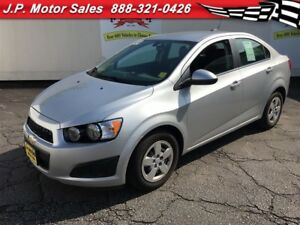 2015 Chevrolet Sonic LT, Automatic, Back Up Camera