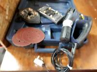 Orbital Sander kit 240v