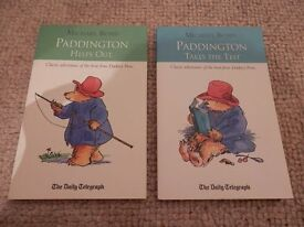 Brand new Paddington Bear Books x 2