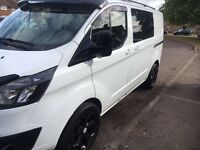 Ford transit custom 2013