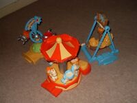 Happyland Toys £10 for all 3