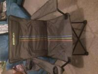 Outdoor revolution pompe2 camping chair x2
