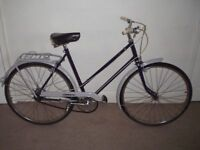 """Classic/Vintage/Retro Ladies/Womens Raleigh Wayfarer 21"""" Commuter/Town Bike (will deliver)"""