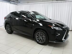 2016 Lexus RX 350 LEXUS CERTIFIED!! FSPORT AWD LUXURY SUV W/ NAV
