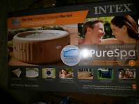 Intex Pure spa brand new in box