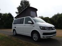 2015 VOLKSWAGEN TRANSPORTER T6 SWB CAMPER VAN CONVERSION WITH AIRCON