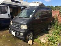DAIHATSU SELLING AS SPARES ONLY