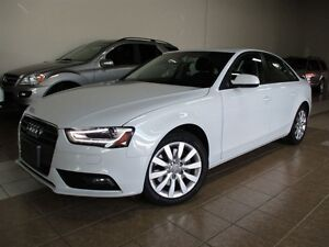 2013 Audi A4 2.0T (Tiptronic) One Owner Off Lease