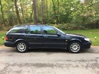 1999 Saab 9-5 2,3 litre 5dr NO OFFERS