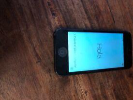 iPhone 5 on o2