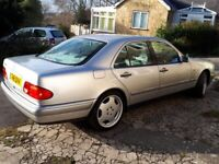 Lovely, rare Mercedes E430 for sale, for sale  Bradford-on-Avon, Wiltshire