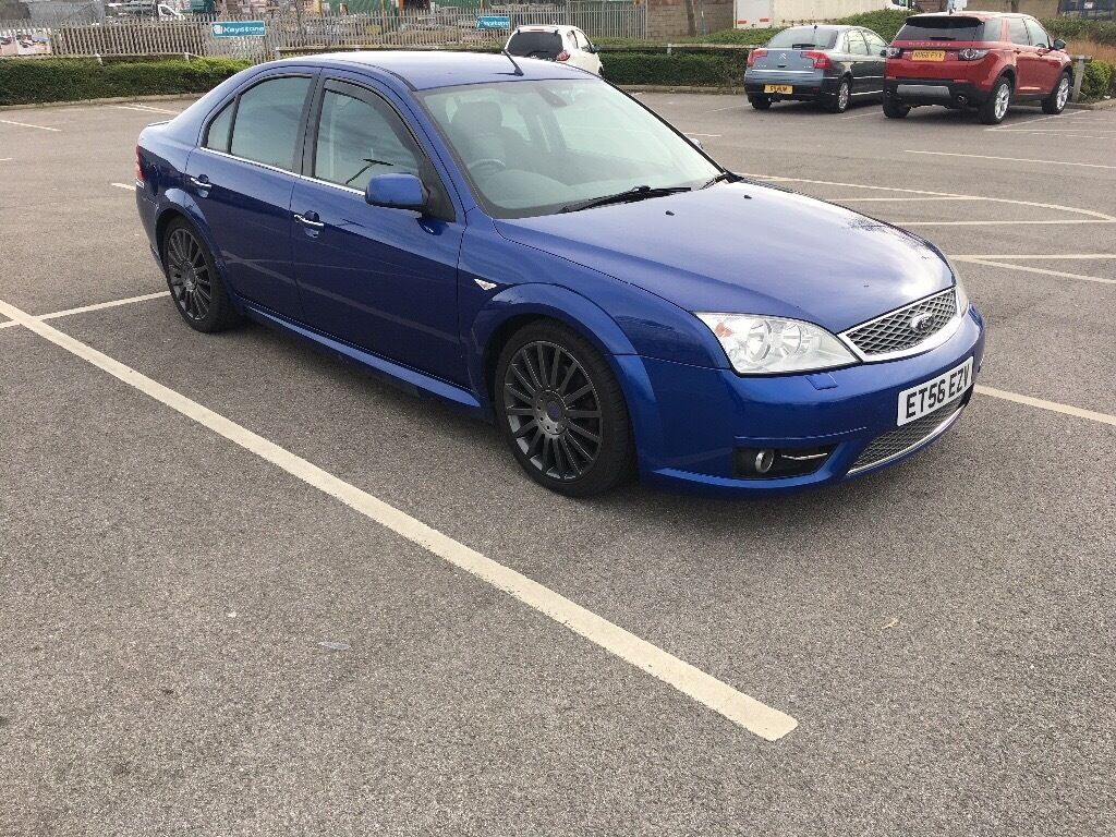 2007 ford mondeo st tdci performance blue low miles in hartlepool county durham gumtree. Black Bedroom Furniture Sets. Home Design Ideas