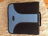DVD/CD Holder/Carry Case. Holds 208 disks