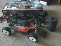 Carson Virus 4.0 Brushless Rc Car Buggy 4s Boxed+rtr