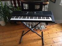 Yamaha PSR e343 keyboard
