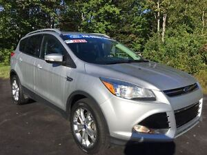 2014 Ford Escape Titanium|4 NEW TIRES |NAVIGATION|LEATHER|GLASS