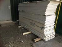 Plasterboard x 70, Lafarge 2400 x 600 x 19mm