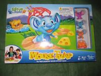 Hasbro Mousetrap Elefun and Friends Board Game
