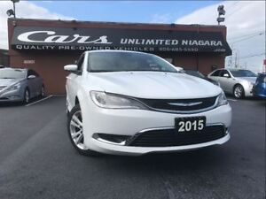 2015 Chrysler 200 Limited | CAMERA | NO ACCIDENTS | REMOTE ...
