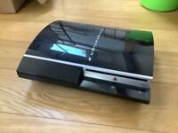 PS3 (no cables or controllers)