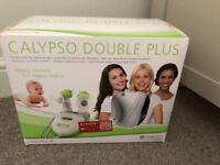 Calypso double breast pump