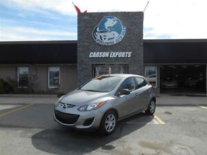 2013 Mazda MAZDA2 GX! FINANCING AVAILABLE!